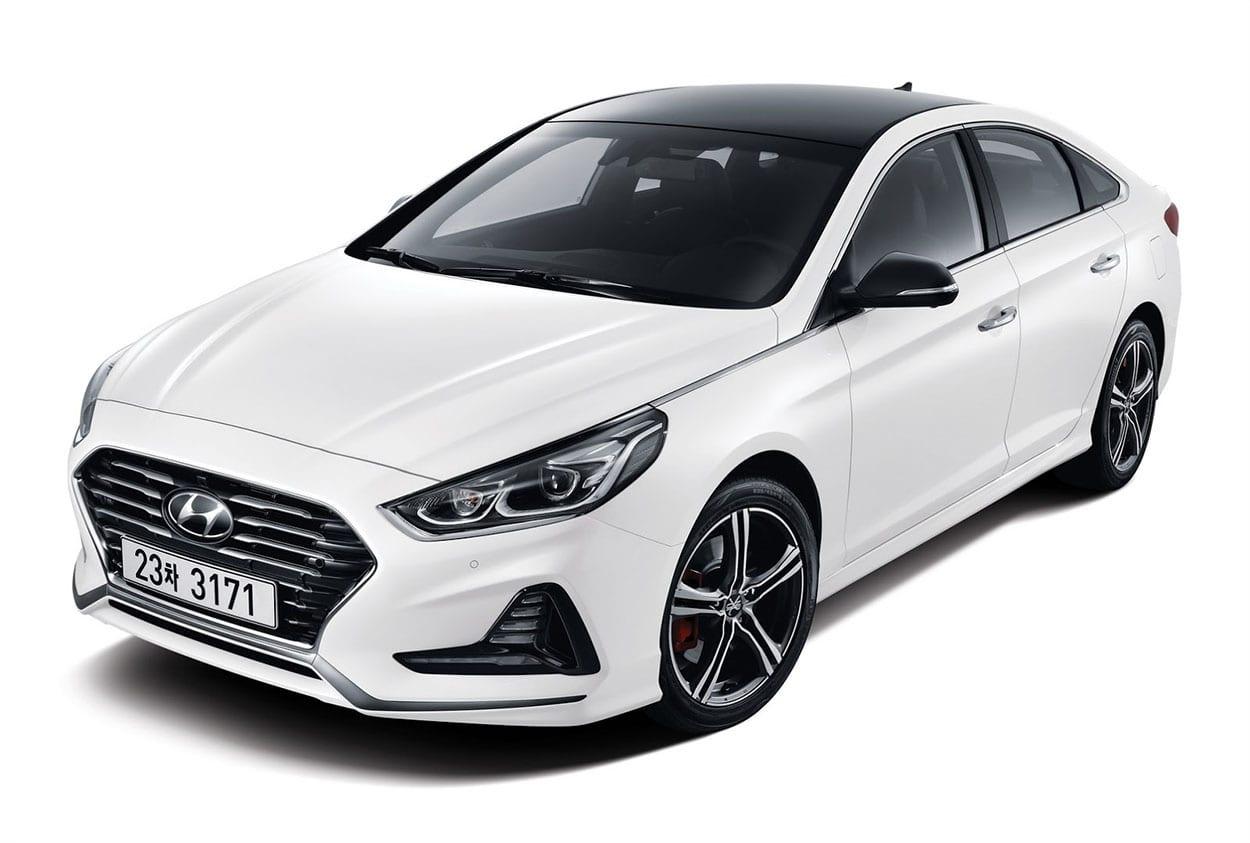 Осенью ожидается старт продаж обновленного Hyundai Sonata
